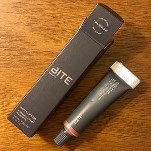 NIB Unsealed Bite Beauty Agave Lip Mask Champagne